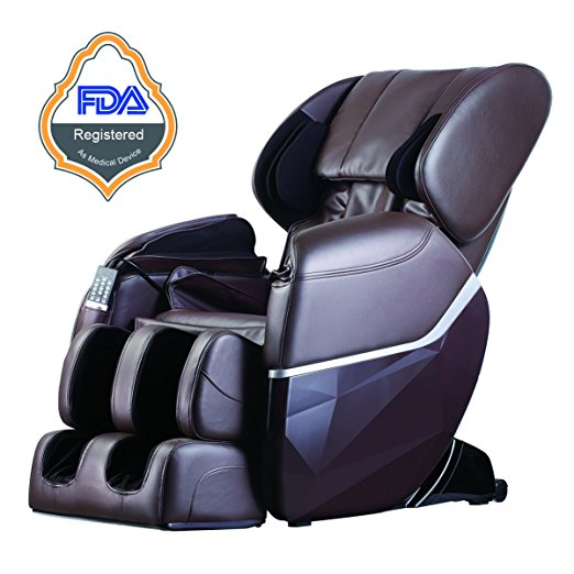 4. New Electric Full-Body Shiatsu Massaging Chair