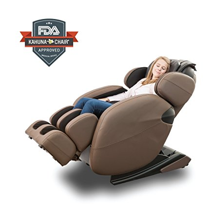 1. Kahuna Space-Saving Zero-Gravity Full-Body Recliner
