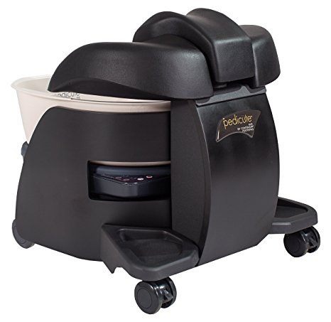 5. CONTINUUM Portable Foot Spa