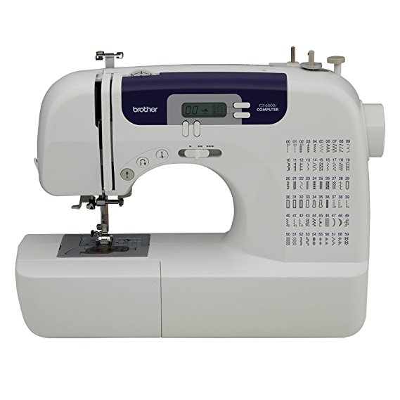 1. Brother CS6000i Feature-Rich Sewing Machine