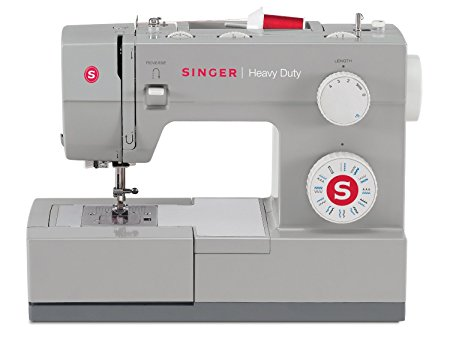5. Singer Heavy Duty 4423 Sewing Machine with 23 Built-In Stitches