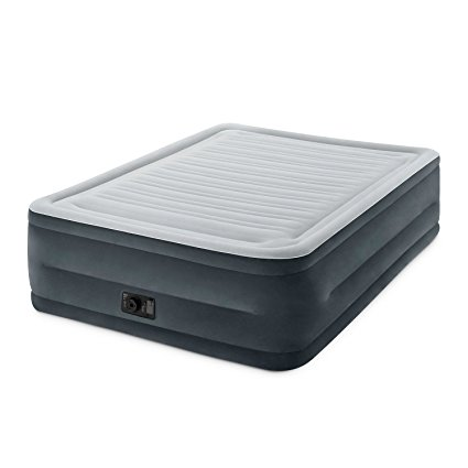 3. Intex Comfort Plush Elevated Dura-Beam Airbed