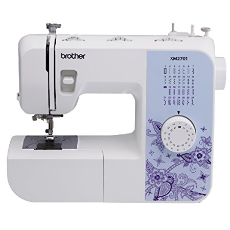 4. Brother XM2701 Lightweight, Full-Featured Sewing Machine