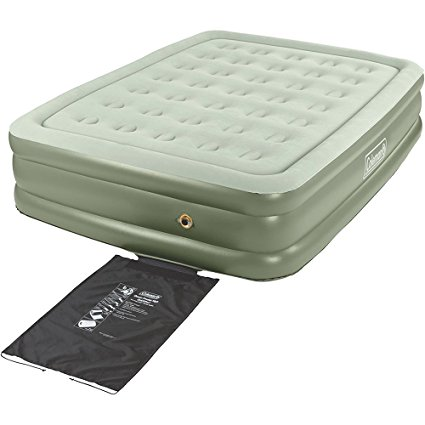 8. Coleman SupportRest Double High Airbed