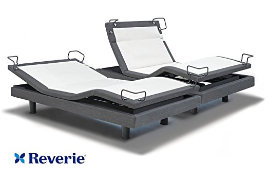 8. reverie DynastyMattress 8Q-Series Adjustable Bed Base